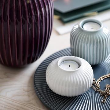 Hammershøi Teelichthalter von Kähler Design