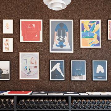 Hay x Chart Art Poster Serie