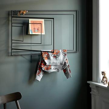 Der Northern - Frame Wandwäscheständer vielfältig dekoriert
