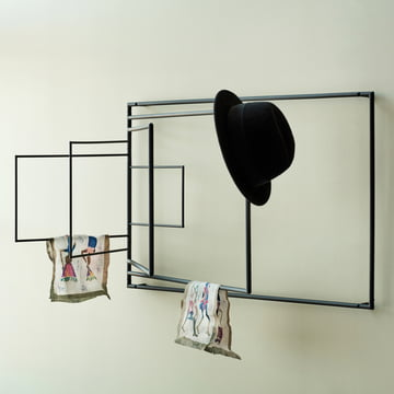 Der Northern - Frame Wandwäscheständer