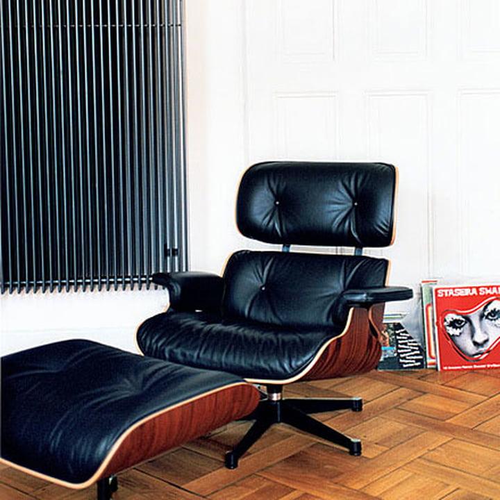 Lounge Chair & Ottoman von Vitra