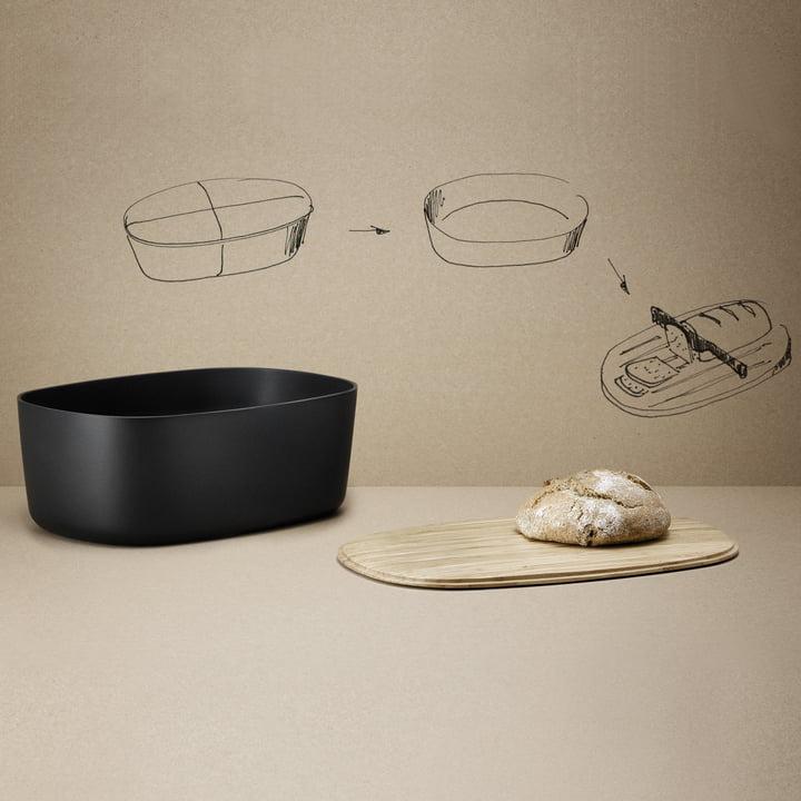 Box-It Brotkasten von Rig-Tig by Stelton