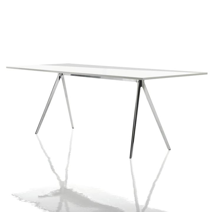 Magis - Baguette Tisch - weiß