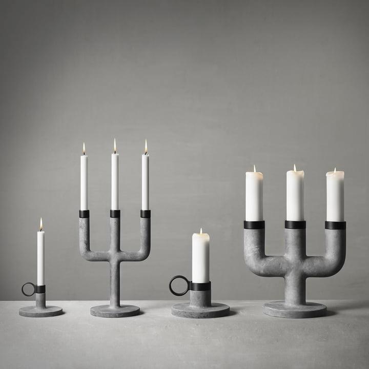 Menu - Weight Here Kerzenhalter - alle Größen