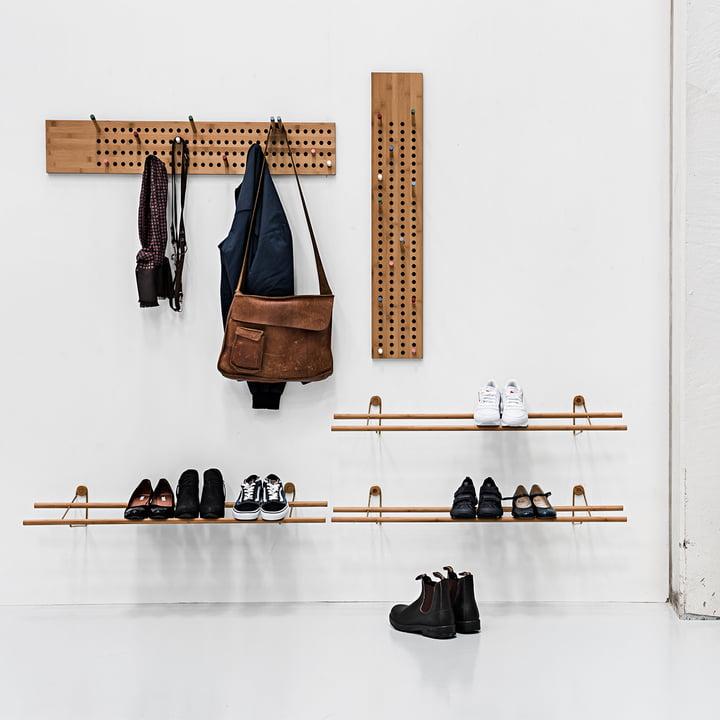 Skandinavisches Design-Flair mit We do wood Produkten