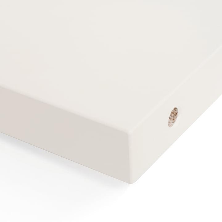 Flötotto - Regalsystem 355 - Regalboden, weiß lackiert