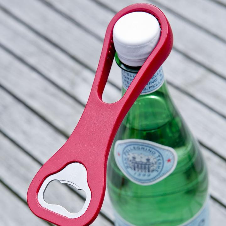 Royal VKB - D-Cap Bottle Opener, rot - Öffnen Wasserflasche