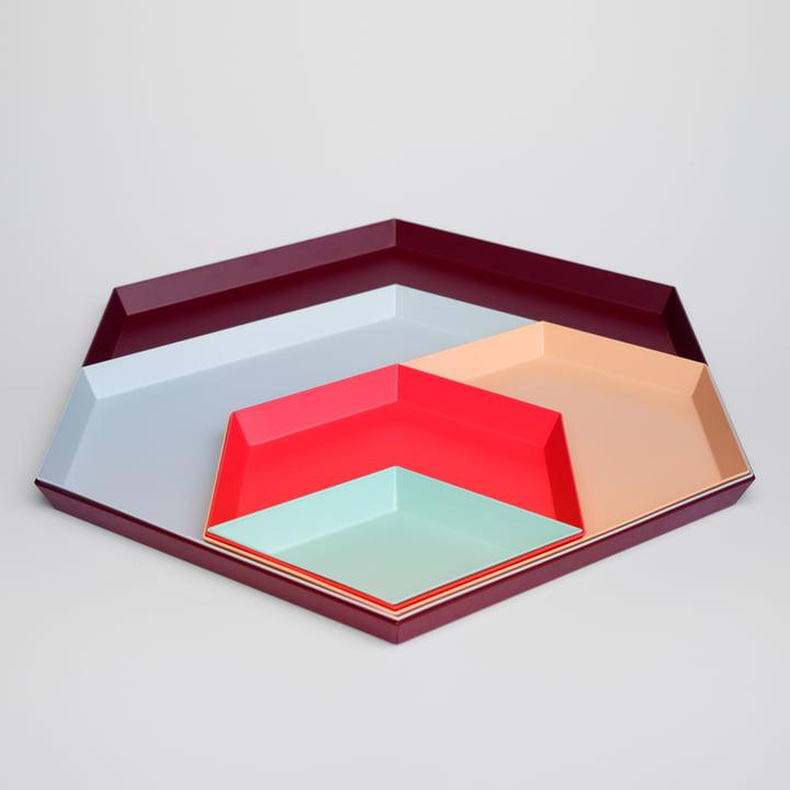 Kaleido Tabletts im Mix von Hay