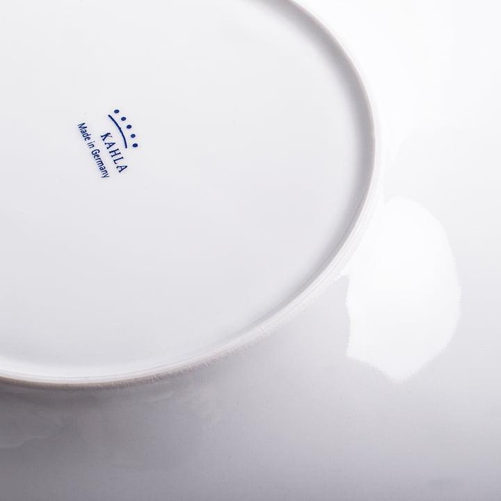 Kahla - Magic Grip Essteller, weiß, 27 cm, Unterseite
