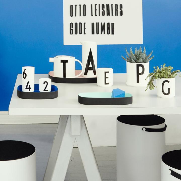 Die große Produkt-Vielfalt von Design Letters