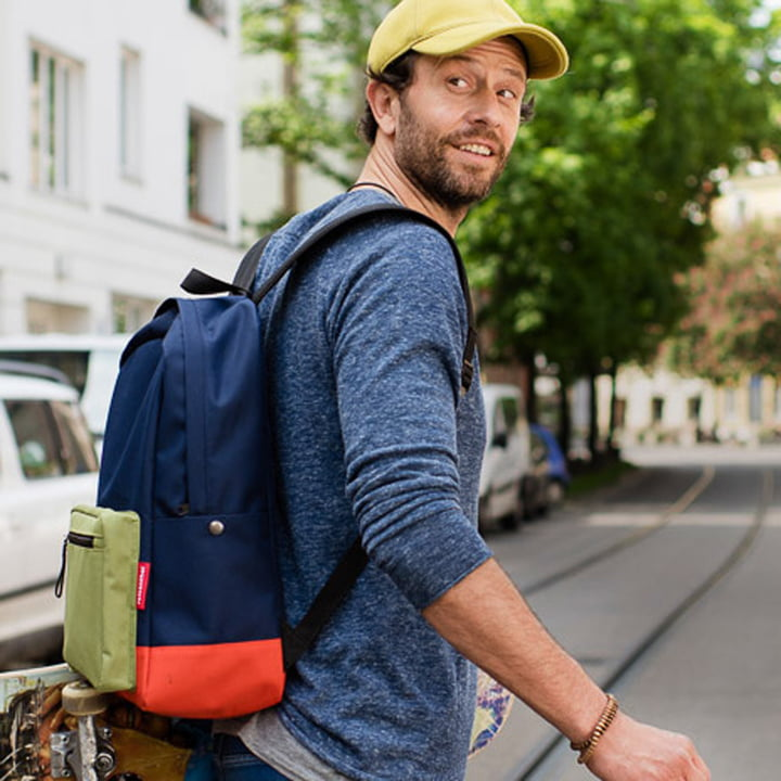 Sportlicher Rucksack für Mann & Frau