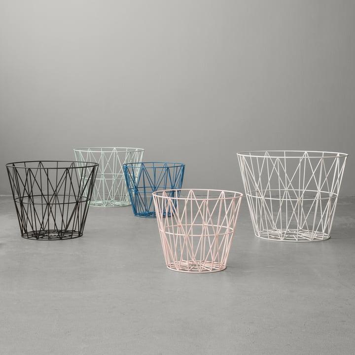 Wire Basket von ferm Living