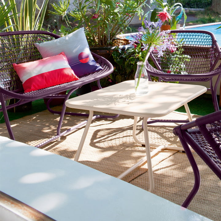 Wohndesign Fermob Lounge: Sixties Sessel Von Fermob