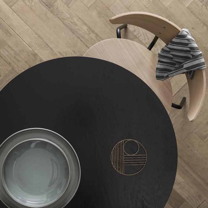 m bel kollektion von ferm living. Black Bedroom Furniture Sets. Home Design Ideas