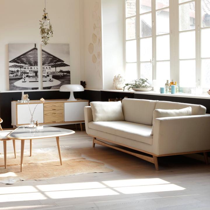 Fifties Sofa Von Red Edition Bei Connox.at Kaufen