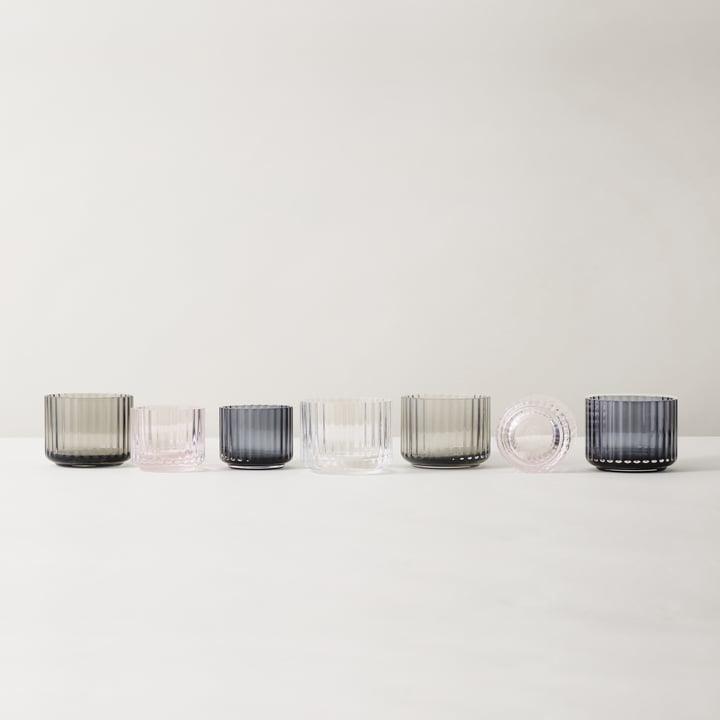Teelichthalter von Lyngby Porcelæn