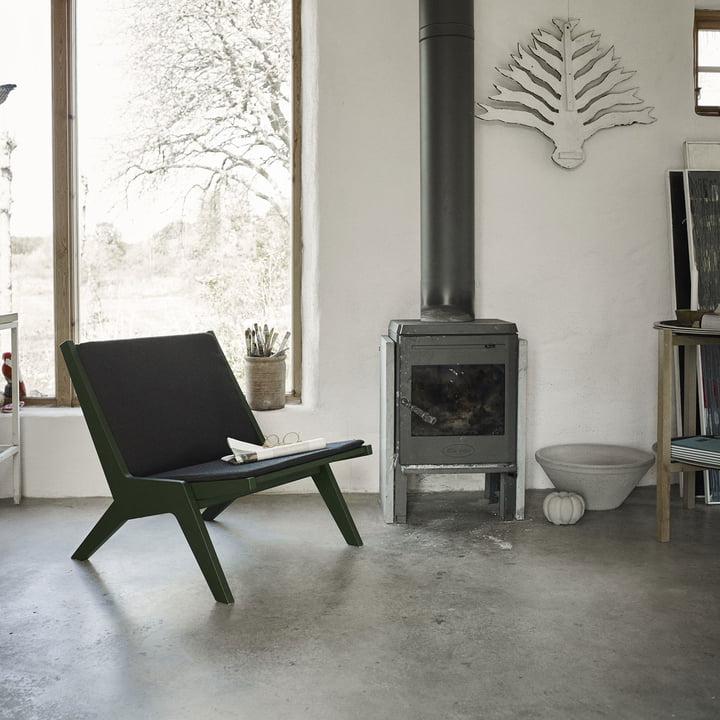 Zusammenklappbarer Miskito Lounge Chair