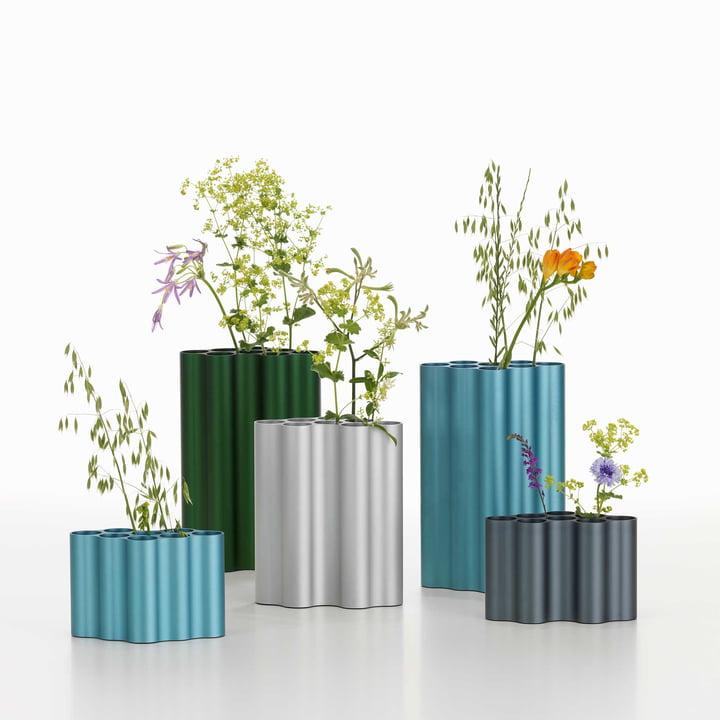 Nuage Métallique Vase von Vitra