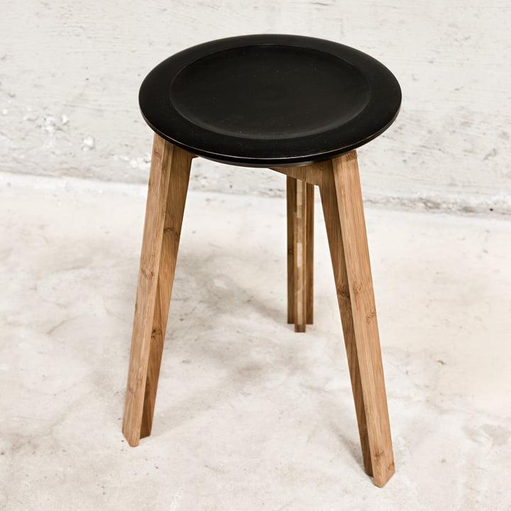 Button Stool von We Do Wood