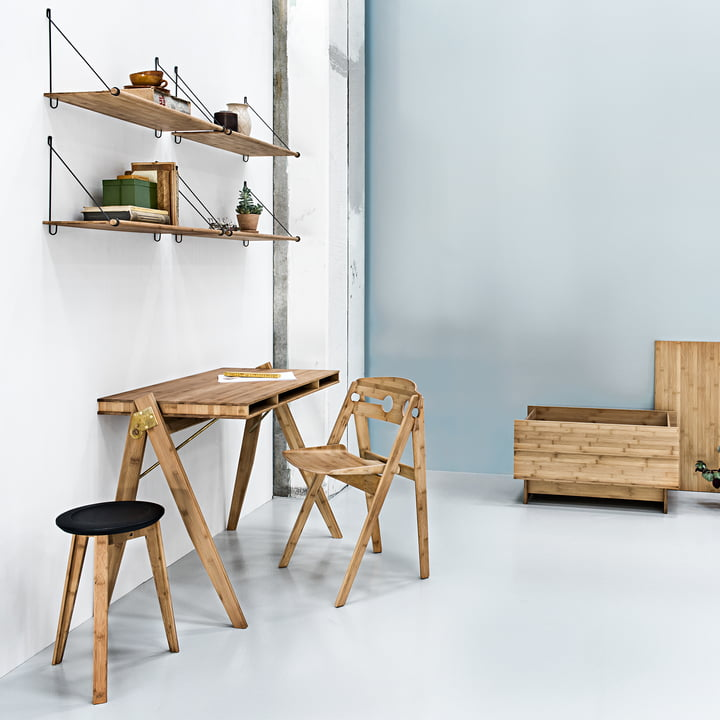 Produkte von We Do Wood aus Bambus