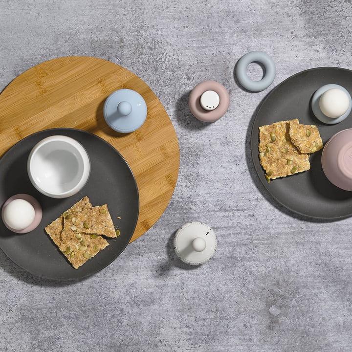 Egg Cup von Zone Denmark in verschiedenen Farben