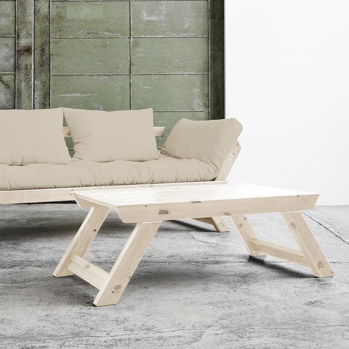Bebop Sofa mit Tisch von Karup