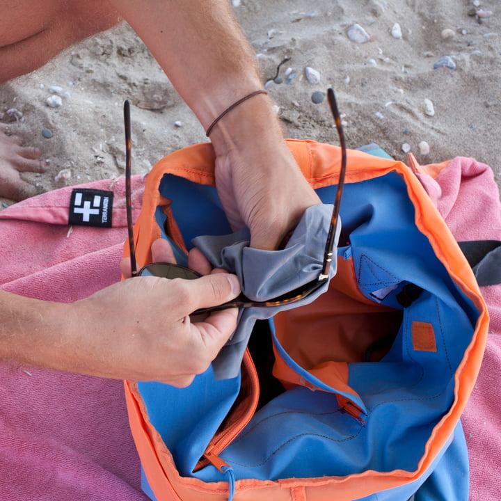Hata Kopu Seesack Strandtasche von Terra Nation
