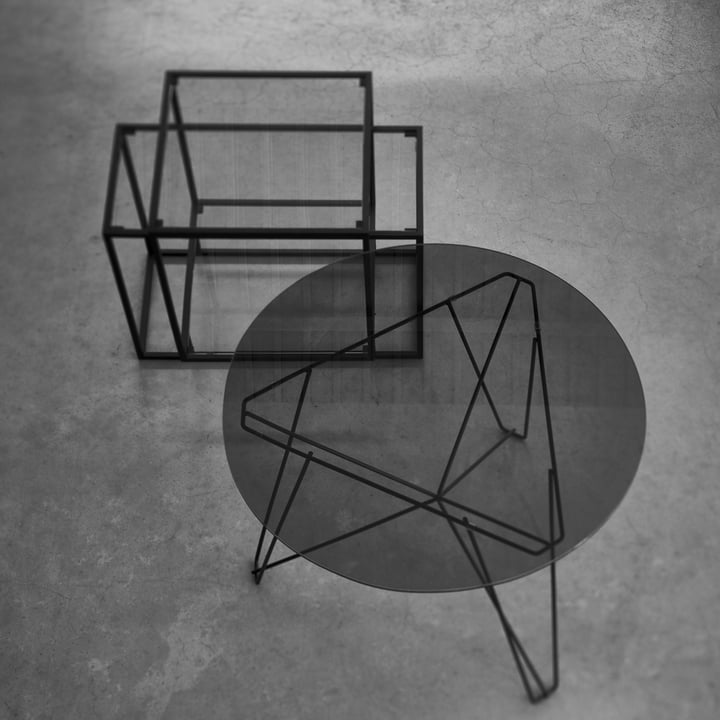 Spectrum - Tangled Side Table