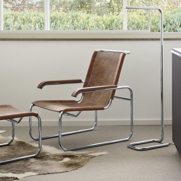 S 35 L Sessel von Marcel Breuer für Thonet