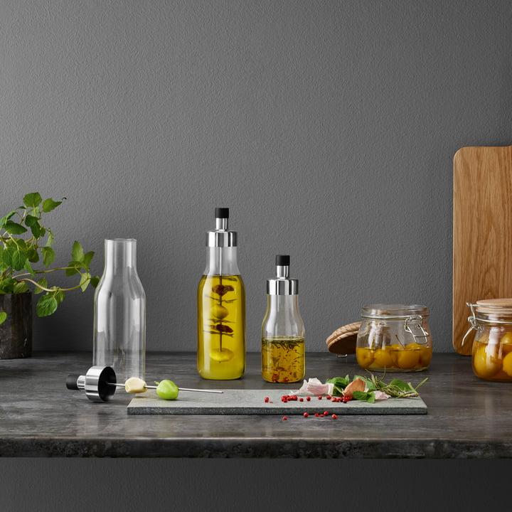 MyFlavour Ölkaraffe und Dressing-Shaker von Eva Solo