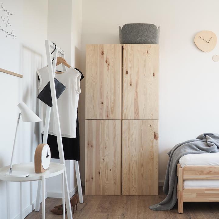 Gästezimmer mit praktischen Details