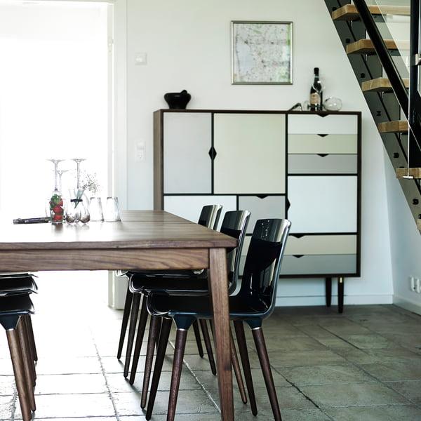 S3 Massivholz-Kommode von Andersen Furniture