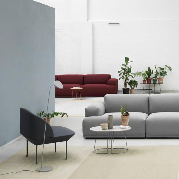 Muuto - Oslo Lounge-Chair