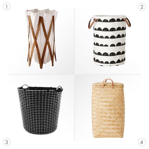 Wäschekörbe Aufbewahrungskorb Wäschekorb für Spielzeug